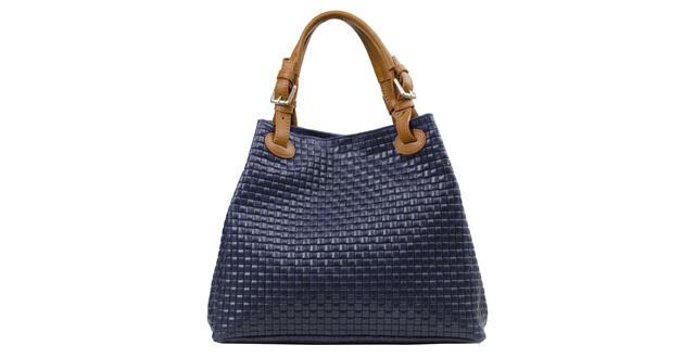 987f446f44d3 -50% Sac à main LILA en cuir italien tressé - Deal Mode et accessoires -  paris.maville.com