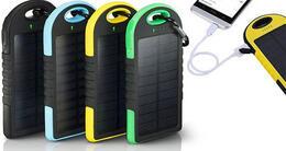 Bon plan -67% Chargeur solaire portable étanche
