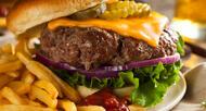 Bon plan -41% Pizza ou burger et dessert pour 2 ou 4