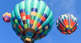 Bon plan -50% Vol en montgolfière d'exception pour 1 personne