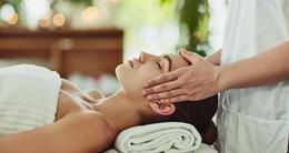 Bon plan -50%  Massage bien-être et lumino-relaxothérapie d'1h10