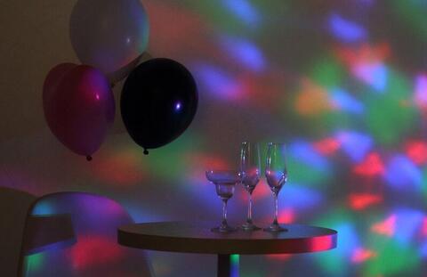 Ampoule Led Disco Leroy Merlin