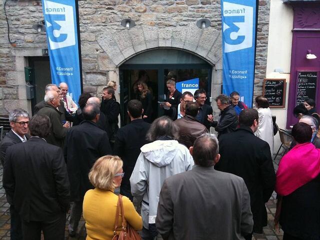 Quimper france inaugure son e bureau de proximité en bretagne
