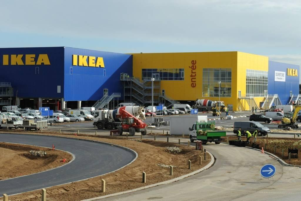 Ikea à Caen Les Premières Images Du Magasin Photos