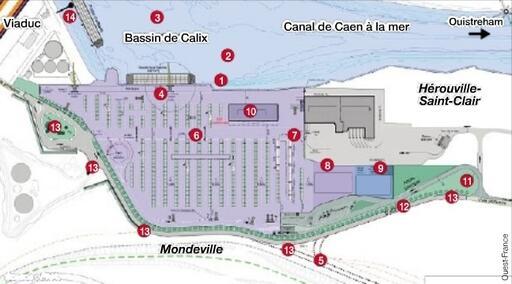 [Caen] Projet de plate-forme conteneurs sur le quai de Calix P1881678D2043412G_px_512_