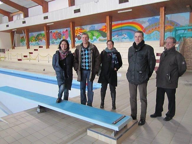 Mimi Renno La Piscine Deviendra Une Salle De Sports Fougeres
