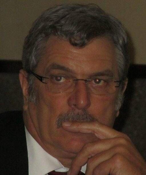 Pascal Férey, président de la Fédération des syndicats d'exploitants agricoles de la Manche.