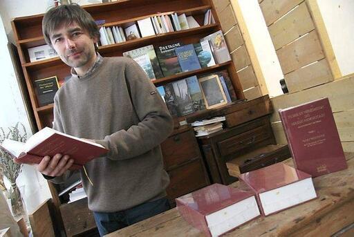 Henry des Abbayes a réédité l'ouvrage de son grand-père, « Flore et végétation du Massif armoricain ».