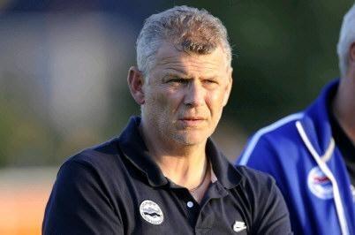 Longtemps dans l'ombre de Franck Dumas, Patrice Garande a été promu entraîneur de Caen.