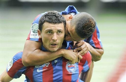 Mathieu Duhamel a égalisé pour Caen.