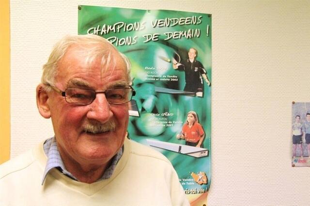 Louis-<b>Marie Limousin</b>, président du Comité de Vendée de tennis de table. - P1D2232724G_px_640_