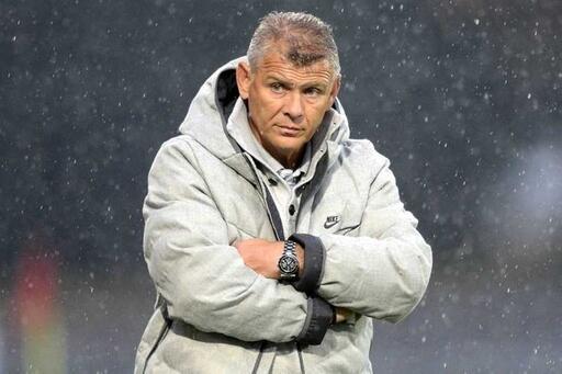 Patrice Garande, l'entraîneur de Caen, se montrait satisfait de la prestation de ses joueurs dans le Nord, malgré le partage des points.