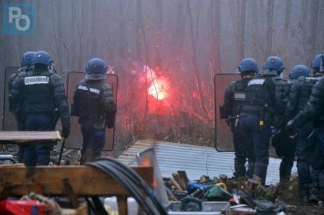 Un retrait des gendarmes de Notre-Dame-des-Landes?