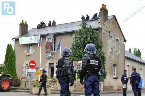 Notre-Dame-des-Landes : un an et demi de sursis pour les opposants ? Photo PO - O.L.