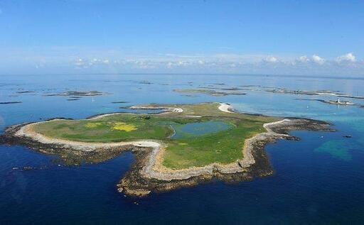 L'île du Loc'h. Vincent Mouchel