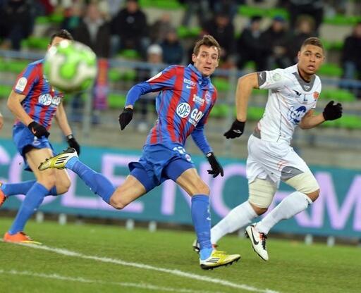 Alexandre Cuvillier et les Caennais capitalisent. Avec 27 points pris sur 39 possibles dans son antre, Malherbe est la deuxième meilleure équipe de L2 à domicile.