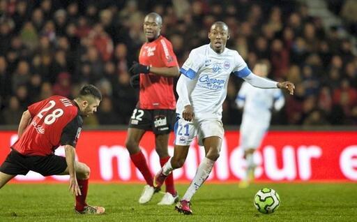 Livio Nabab a montré des choses intéressantes ces dernières semaines, mais comme son équipe il cherche l'efficacité, bloqué à 4 buts depuis le 11 décembre...