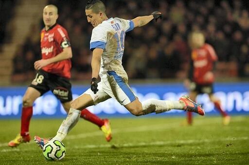 A Guingamp, Fayçal Fajr n'a jamais trouvé le bon tempo, ni dans le jeu ni sur coup de pied arrêté. Il assume et cherche le rebond pour mener Malherbe vers son objectif L1