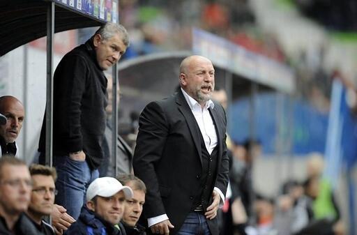 Franck Dumas va retrouver le banc du stade d'Ornano vendredi, mais cette fois loin de celui de son ex-adjoint Patrice Garande.