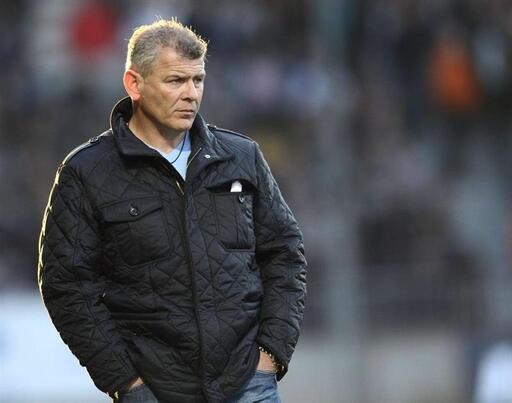 Patrice Garande (entraîneur de Caen): «J'espère que les joueurs ont pris conscience qu'ils peuvent faire des choses. »