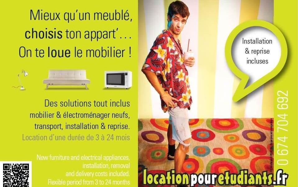 Louer Du Mobilier Et De L Electromenager Neufs Sur Nantes C Est Possible Top Pour Les Nantes Maville Com