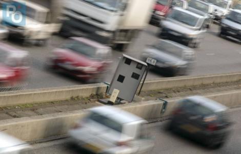 Le collectif a écrit au préfet pour demander une réduction de la vitesse. Archives PO