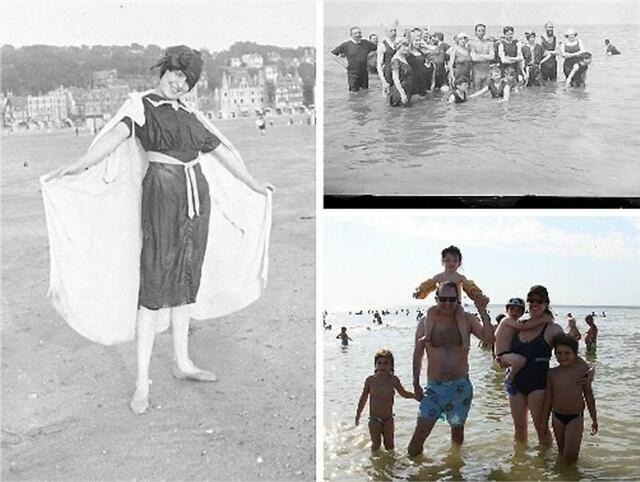 1f254fcced1c Maillots de bain   une mode qui n a pas d époque - Trouville-Deauville .maville.com