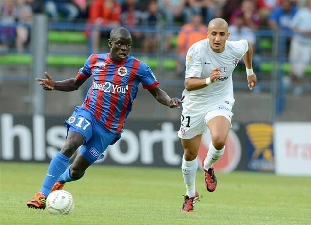 N'Golo Kanté et le Stade Malherbe débarquent en confiance à Laval.