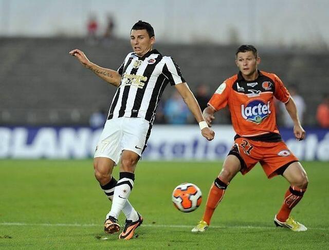 Trois questions à... <br />Mathieu Duhamel, 29 ans, attaquant du SM Caen. 2 buts en 2 matches.