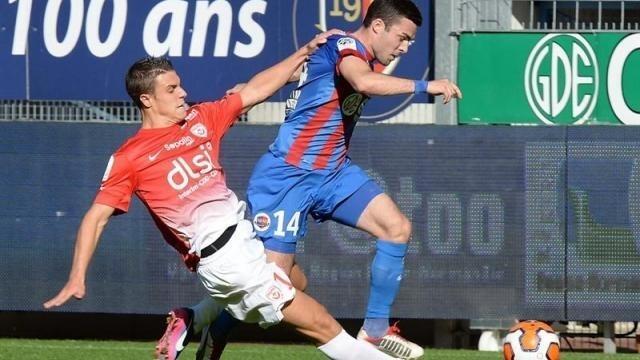 Aurélien Montaroup sera titulaire comme arrière gauche face à Istres