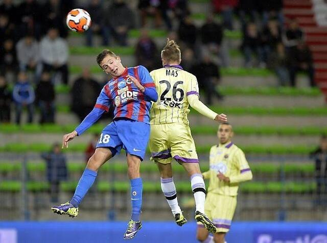 Mathias Autret, 22 ans, a égalé contre Istres son record de buts sur une saison en championnat, avec 3 réalisations en 11 matches. Exactement les mêmes stats qu'avec Brest en L2 lors de la saison 2009-2010, pour sa première saison pro