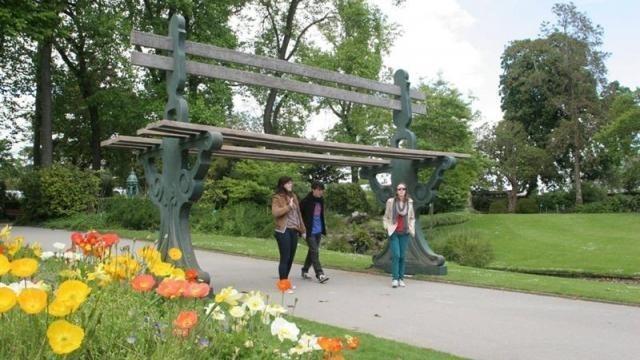 Jardin des plantes de Nantes : 1,5 million de visiteurs en 2013 ...