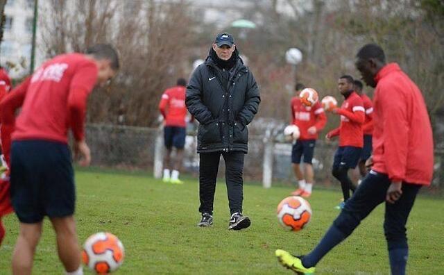 Après quelques jours de repos, Patrice Garande a retrouvé ses joueurs hier à Venoix pour préparer au mieux le match de Coupe de France samedi prochain.