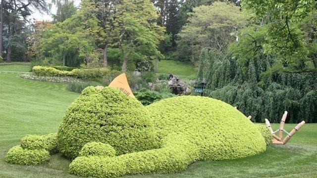 Jardin des plantes de Nantes : Claude Ponti revient en juin - Nantes ...