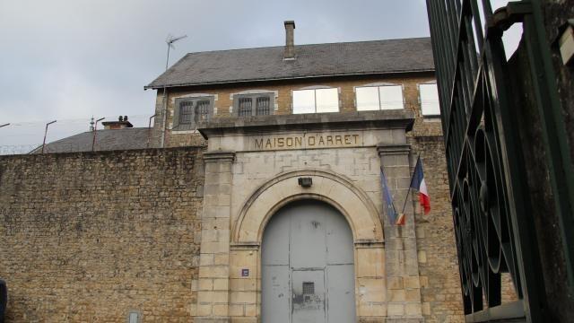 photo prévue pour accueillir 35 détenus, la maison d'arrêt de fontenay en accueille 80 parfois plus. © ouest-france