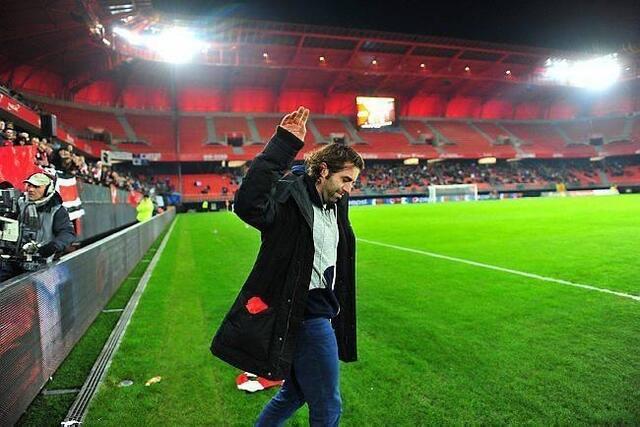 Samedi soir, en marge de Valenciennes - Bastia, José Saez a reçu un hommage appuyé du public nordiste et de ses ex-coéquipiers. Il en a même pleuré...