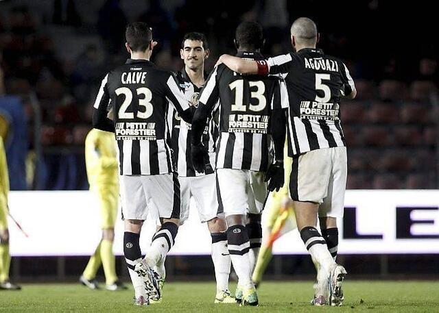 Les Caennais peuvent se féliciter : trois matches, trois victoires, cela n'était plus arrivé depuis le mois d'août.