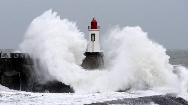 photo la prudence est de mise sur le littoral. © franck dubray