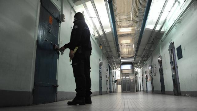 photo le nombre de détenus en nette hausse en mars, proche du record © archives david adémas.