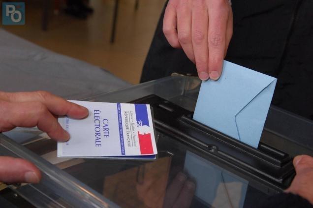 Nantes les résultats partiels après dépouillement de des