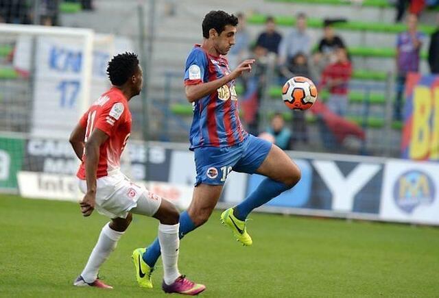 Felipe Saad, de retour dans le groupe Ligue 2