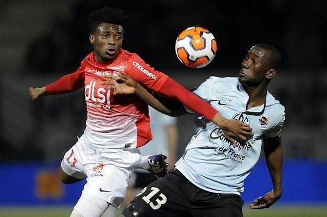 Avec le point décroché à Nancy, Jean-Jacques Pierre et les Caennais sont toujours en course pour la montée en Ligue 1be
