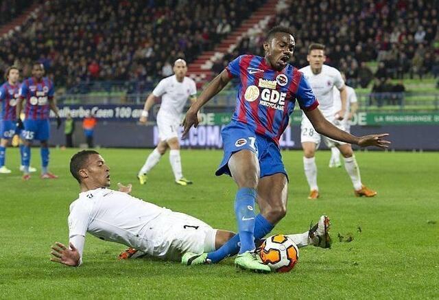 Fodé Koïta a provoqué un penalty contre Châteauroux. Il a aussi marqué un doublé en Coupe contre Lille, mais toujours pas de but en L2 en 2014.