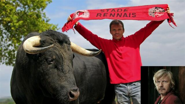 Fadjen et Renaud supporters du Stade Rennais