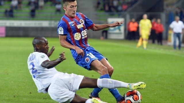Mathias Autret pourrait être titulaire lundi à Brest, face au club qui l'a formé