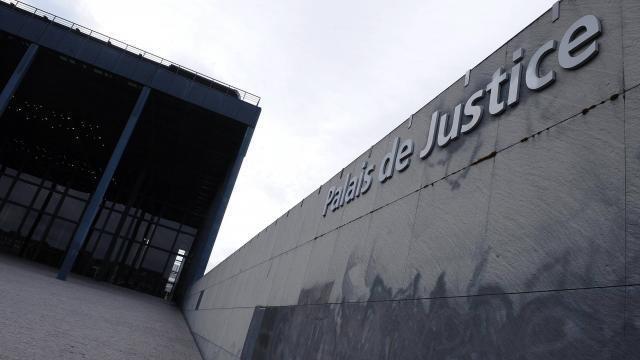 photo le palais de justice de nantes © franck dubray