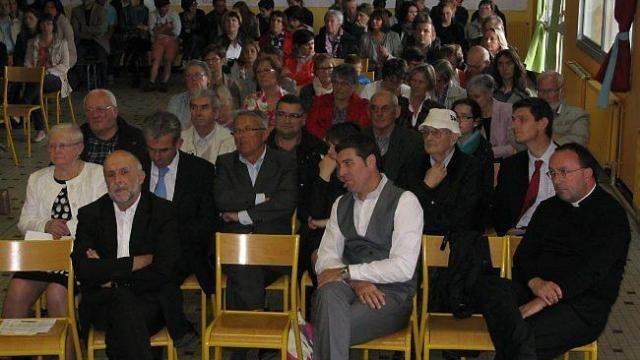 Le collège Saint-Hilaire a fêté ses 50 ans - Pontivy.maville.com