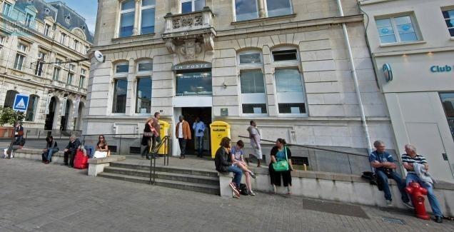 Le mans préavis de grève au bureau de poste république le mans