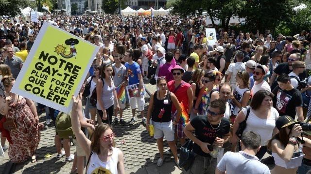 nantes rencontre gay flag à Valenciennes