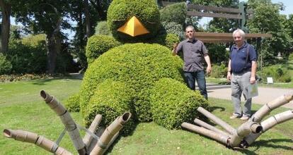 Nantes. Le monde merveilleux de Claude Ponti au Jardin des ...